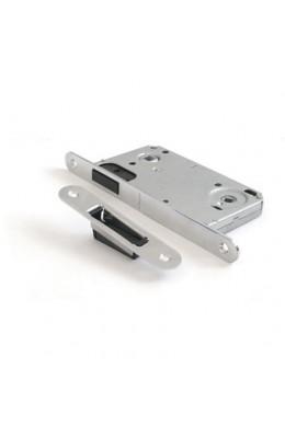 Защелка врезная сантехническая/ пластик APECS 5300-M-WC-CP Хром