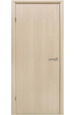 Дверь межкомнатная Гладкая Беленый дуб