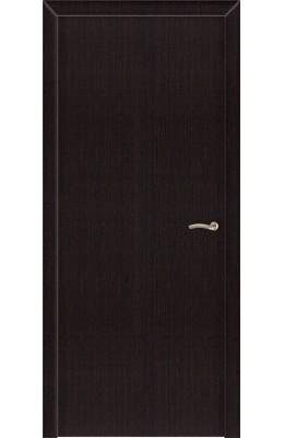 Дверь межкомнатная Гладкая Венге