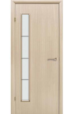 Дверь межкомнатная Лу Беленый дуб