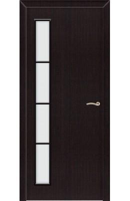 Дверь межкомнатная Лу Венге
