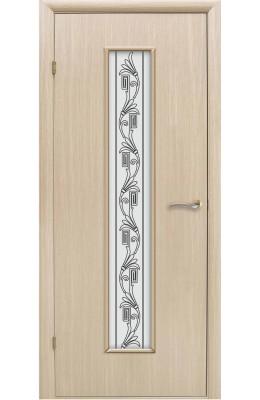 Дверь межкомнатная Вьюн Беленый дуб