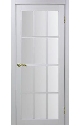 Дверь межкомнатная Турин 542 Белый монохром