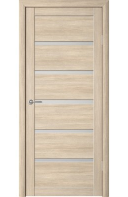 Дверь межкомнатная Вена Лиственница мокко