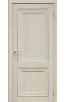 Дверь межкомнатная Ева Дуб Филадельфия крем ПГ
