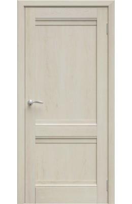 Дверь межкомнатная Юта Дуб Филадельфия крем ПГ