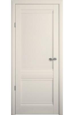 Дверь межкомнатная глухая Рим Ваниль