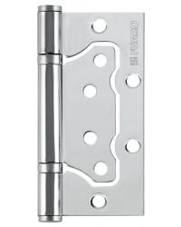 Петля Fuaro без врезки 500-2BB 100x2,5 CP Хром